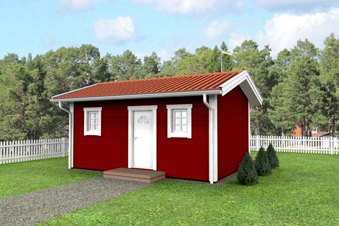 bygga färdigt hus pris